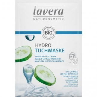 Lavera Hydrating Sheet Mask Kosteuttava Kangasnaamio 21ml 4021457632022