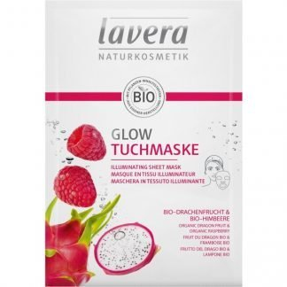Lavera Illuminating Sheet Mask Kirkastava Kangasnaamio 21ml 4021457632046