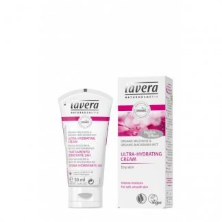 Lavera Ultra Hydrating Cream Kosteusvoide 50ml 4021457617203