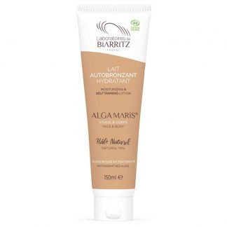 Algamaris Self Tanning Lotion Itseruskettava Voide 150ml 3760211482046