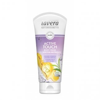 Lavera Active Touch Body Wash Suihkugeeli 200ml 4021457630004