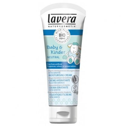 Lavera Baby Neutral Extra Sensitive Hoitovoide 75ml 4021457607921