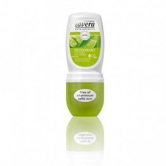 Lavera BodyWellness Care Gentle Deodorantti Lime 50ml 4021457614790