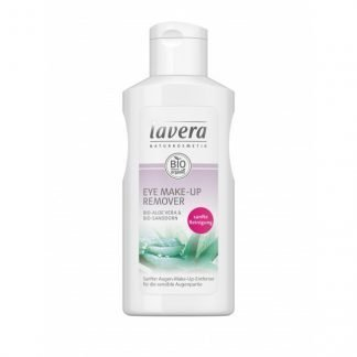 Lavera Eye Make-Up Remover Silmämeikinpoistoaine 125ml 4021457626380