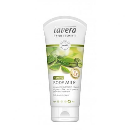 Lavera Firming Body Milk Vartalovoide 200ml 4021457615063