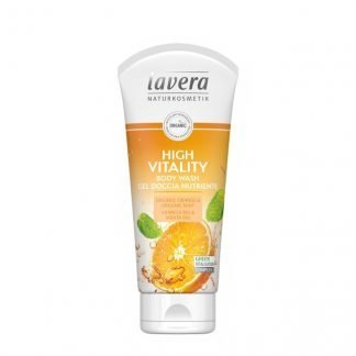 Lavera High Vitality Body Wash Suihkugeeli 200ml 4021457629909
