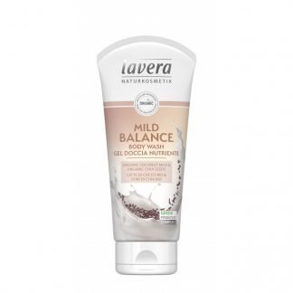 Lavera Mild Balance Body Wash Suihkugeeli 200ml 4021457629992