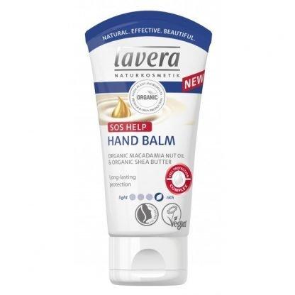 Lavera SOS Help Hand Balm Käsivoide 50ml 4021457619511