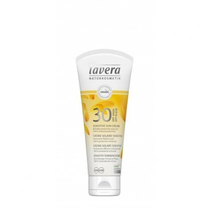 Lavera Sensitive Sun Aurinkovoide SPF30 100ml 4021457627424
