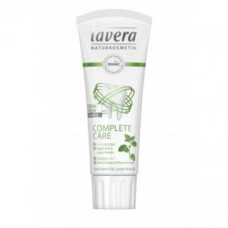 Lavera Toothpaste Complete Care Mint Hammastahna 75ml 4021457629183