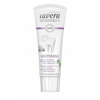 Lavera Toothpaste Whitening Valkaiseva Hammastahna 75ml 4021457629213