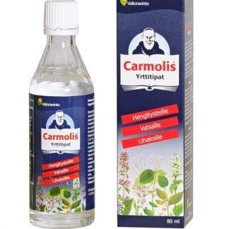 Carmolis Yrttitipat 80ml 4003674001133