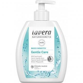 Lavera Basis Sensitiv Gentle Care Käsisaippua 250ml 4021457632862