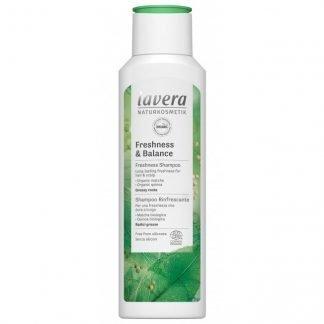 Lavera Freshness & Balance Shampoo 250ml 4021457633951