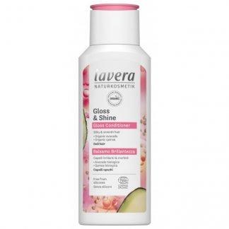 Lavera Gloss & Shine Conditioner Hoitoaine 200ml 4021457634156