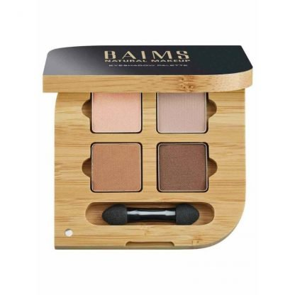 BAIMS Eyeshadow Quad Palette Luomiväri Paletti 02 Mother Earth 5,6g 618119349257