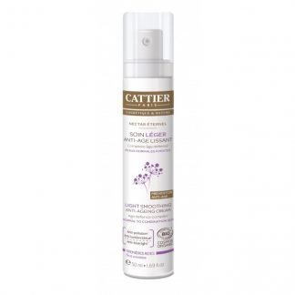 Cattier Nectar Éternel Anti-Ageing Päivävoide Light 50ml 3283950921848