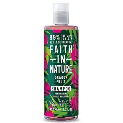 Faith In Nature Dragon Fruit Shampoo 400ml
