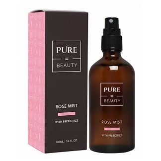 PureBeauty Rose Mist + Prebiotics Ruusuvesi 100ml 6430056084527